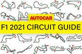 【傾向と対策】F1世界選手権 全23コース紹介 バーレーンからアブダビまで