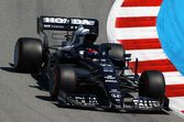 【角田裕毅F1第4戦密着】混戦の中団。わずかの差が順位を左右しQ2進出ならず「ペースはそこまで悪くなかった」