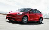 【EV図鑑】スマホがキー!15インチのタッチスクリーンで全てのドライブコントロールができるテスラのクロスオーバー電気SUV「モデルY」