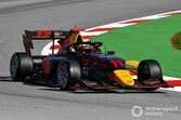 FIA F3バルセロナ:優勝争いで接触続出のレース2をコールドウェル制す。岩佐歩夢は波乱のレースを生き残り7位初入賞