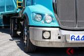 全長約35m! 多段18速MT採用! 公道不可の超巨大トレーラーが存在するワケ