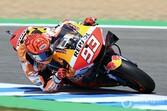 【MotoGP】マルケス、復帰2戦目にして21年型マシンの弱点突き止める「問題はコーナリングにあり!」