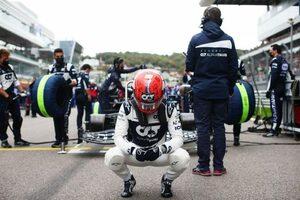 ガスリー「忘れたい週末。今日も間違った決断をしてチャンスをつかめなかった」アルファタウリ・ホンダ/F1第15戦