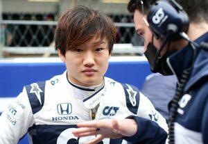 角田裕毅17位「バランスに苦しみ序盤はコース上に車を留めるのも大変だった」チームの戦略の賭けは成功せず/F1第15戦