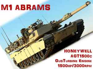 【モンスターマシンに昂ぶる 34】世界最強戦車、M1 エイブラムスの驚愕パワーユニット