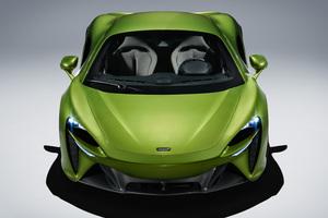 """【世界初公開】マクラーレン・アルトゥーラ PHEVの新型スーパーカー """"超軽量""""の哲学、いかに実現するか?"""