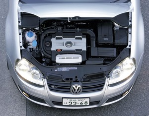 「VW TSIユニット」 直噴ツインチャージャーが導いた新しいパワーユニットの時代【VW GOLF FAN Vol.11】