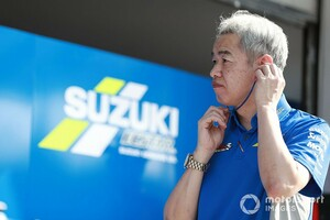 "【MotoGP】スズキ、ブリビオ離脱後の対処は""チーム内部""で。「それがベストな方法」と佐原伸一プロジェクトリーダー"