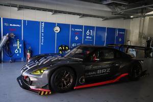 「新型BRZ」ベースの「2021年モデル」がヴェールを脱いだ! 「SUBARU BRZ GT300」のシェイクダウン動画公開