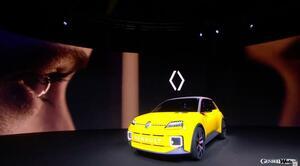 ルノー、2025年までの5ヵ年計画「RENAULUTION」を発表。アルピーヌも100%EVへ