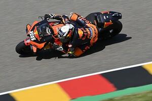 MotoGPドイツFP2:前戦ウイナーのオリベイラが首位。中上貴晶6番手、マルケスは12番手に留まる