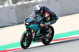 Moto3ドイツ初日:鈴木竜生が初日総合2番手をマーク。トップタイムはマクフィー&ランク首位アコスタ3番手