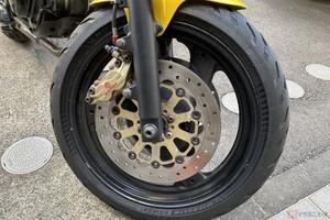 バイクのホイールを塗装!その方法と費用とは