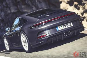 ポルシェ新型「GT3」に羽根なし仕様の「ツーリングパッケージ」登場! お値段据え置き
