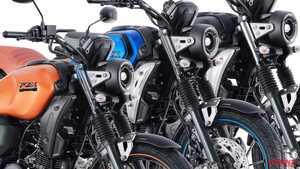 ヤマハ新型「FZ-X」登場! 空冷149cc単気筒のイカツイ系レトロは装備も最新【インド】