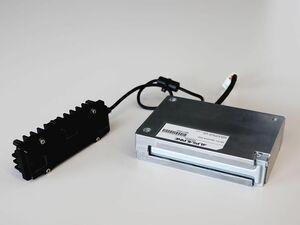 アルプスアルパイン、障害物検知ユニットが電動カートに採用 センサーにアクティブIRステレオカメラ使用