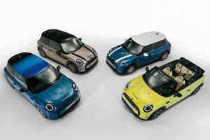MINIはEV専門ブランドへ、エンジン仕様車を選ぶなら今のうち。現行MINIが大幅改良【輸入車事情2021-2022】