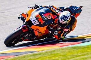 MotoGP第8戦ドイツGP:前戦ウイナーのKTMオリベイラが初日総合トップ。中上貴晶は総合6番手で終える