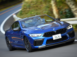 【試乗】BMW M8 コンペティション│サーキット仕込みの本格派であると同時に、優雅なグランドツーリングカーでもある万能マシン!