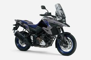 スズキ「Vストローム1050XT」【1分で読める 2021年に新車で購入可能なバイク紹介】