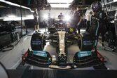 メルセデス、2台にダメージを発見「ハミルトンはバランスにも苦しんでいる」/F1第3戦金曜