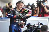 MotoGP第4戦スペインGP:マルク・マルケス大クラッシュの予選日、クアルタラロがポール獲得。中上は2列目に並ぶ