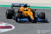 マクラーレンのノリス、F1ポルトガルGP初日はQ3進出への自信つかめず。アルピーヌの改善にも警戒