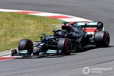 F1ポルトガルFP2:ハミルトンが首位、フェルスタッペンが続く。角田裕毅は14番手