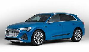 アウディが電気自動車の新型SUV「e-tron 50クワトロ」を発売。車両価格は933~1143万円に設定