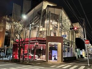 プロジェクションマッピングによる斬新なデザインは必見!アウディが東京・南青山に次世代型ブランドストア「Audi House of Progress Tokyo」を期間限定オープン