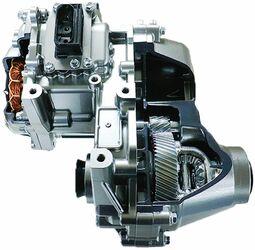 アイシンの電動駆動ユニット、トヨタの超小型EV「C+pod」に採用