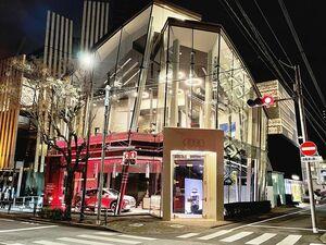 アウディジャパン、青山に世界初の次世代型ブランドストア 5月末までの期間限定