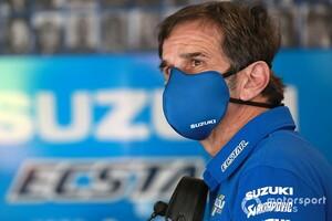 【MotoGP】ダビデ・ブリビオ離脱に揺れるスズキ、チームマネージャー空席で新シーズンへ?