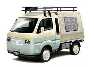 【流行はキャンプ】各社が本気 ライトキャンプ車 オートサロンでも増加 いますぐ買えるベースモデルは?