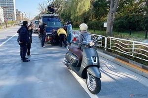 Kis-My-Ft2 玉森裕太演じる「潤之介」の愛車としてプジョー「ジャンゴ」が「ボス恋」に登場