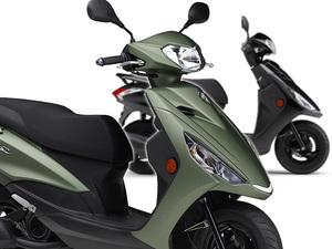 【ヤマハ】「AXIS Z」の2021年モデルは新色を追加し5色展開に! 発売日は2/5