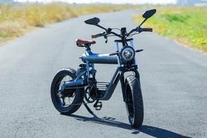 COSWHEEL製電動バイク「SMART EV」1台3役の原付ハイブリッドバイクが応援購入サイトに登場