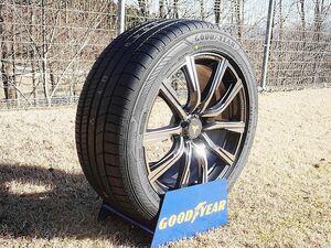 日本グッドイヤー、ミニバン専用タイヤの第2世代「E-グリップRVF02」発売