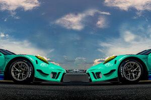【ニュルのタイヤ事情】ファルケン、開発現場の声 独ニュルブルクリンク24時間耐久レース  日本のコースとの違いは?