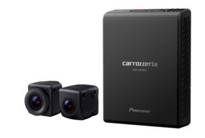 録画した映像をナビの画面で確認できるカロッツェリアの2カメラタイプのドライブレコーダー「VREC-DS800DC」