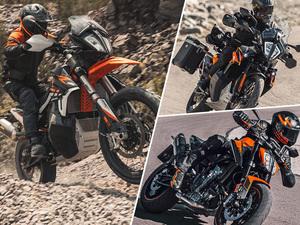 【KTM】ニューモデルを含む2021年型ストリートモデル全7機種を発売!