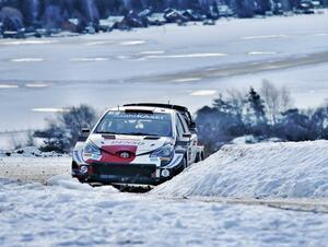 WRC開幕戦、王者オジェが圧巻の勝利、トヨタ1-2フィニッシュ達成【モータースポーツ】