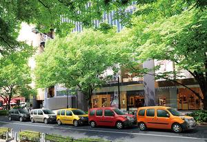 5色からお好みで! 「ルノー・カングー」の限定車「パナシェ」が発売!