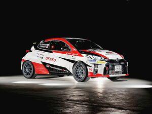 トヨタ、2021年の全日本ラリー 「GRヤリス」でJN1に初参戦