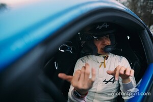 """ラリー・モンテカルロにゲスト参加のエステバン・オコン、WRCドライバーの""""度胸""""に脱帽"""