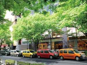ルノー カングーにカラフルなボディカラー5色の限定モデル「パナシェ」が登場