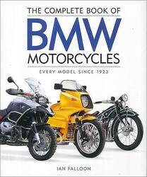 BMWの創業年、1923年から2019年までの二輪歴代モデルを時系列で全収録した大判写真集【新書紹介】