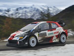 WRCモンテを制したトヨタ ヤリス、ドライバーのコメントに自信が漲る【モータースポーツ】