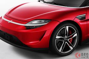 ソニーが車を本気で開発? 「ビジョンS」テストの目的とは 市販化は「ファブレス化」が鍵を握る?