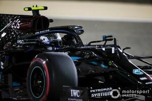 F1サクヒールGP予選速報:バルテリ・ボッタス意地のポールポジション獲得。急遽代役のジョージ・ラッセル2番手フロントロウ